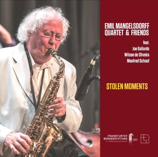 The Emil Mangelsdorff Quartet & Friends / STOLEN MOMENTS